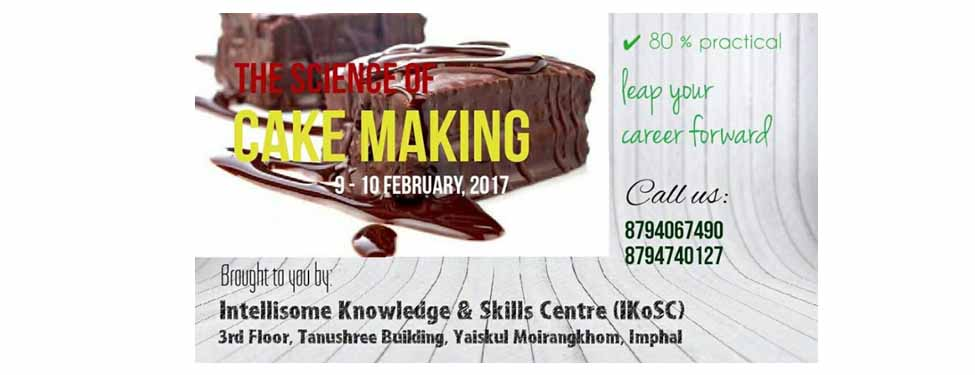 Cake Making Classes In Pitampura : Cake Making Classes - Help-Yourself.in Help-Yourself.in